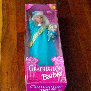 1998 Graduation Barbie Mattel